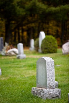Choose a tombstone that reflects the deceased's personality.