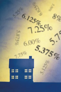 Mortgages often come with a fixed interest rate.