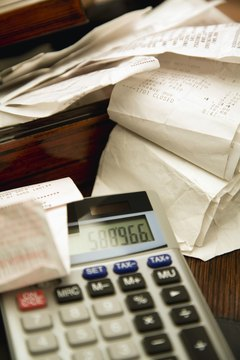 Keeping current on your accounting will make your work easier and less stressful.