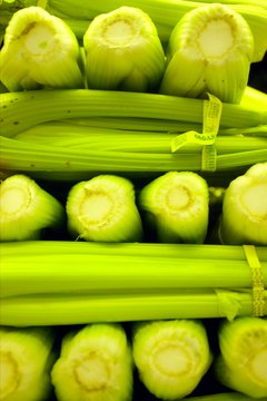 Celery stalks and seeds provide advantages for health.
