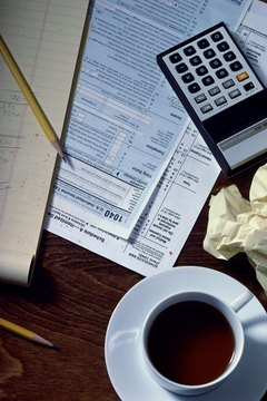 Obtain both your spouse's and your own W-2 forms before filling out taxes.
