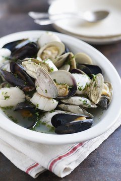Clams are among the richest sources of vitamin B-12.
