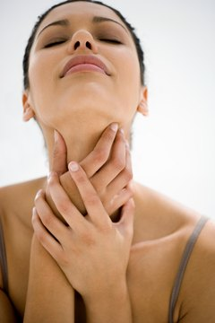Balancing your throat charka can aid in self-expression.