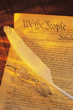 The U.S. Constitution establishes three distinct branches of government