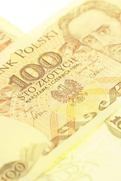 Polish zlotys are traded in world markets.