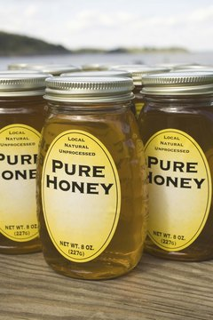 Hidden added sugars in your diet take many forms, such as honey.