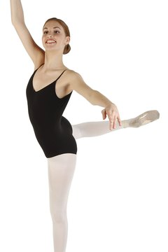 Ballet dancers must have strong abs for balance and stability.