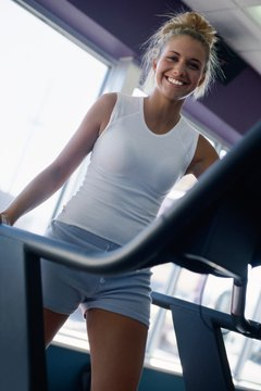 Improve your mood and sleep with a treadmill workout.
