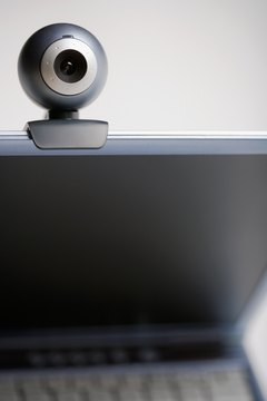 Webcams can be internal or external.