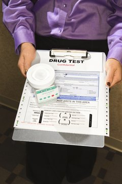 A false-positive result on a drug test may be cause for denial or termination of employment.