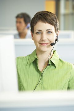 Land a call center job by acing the interveiw.