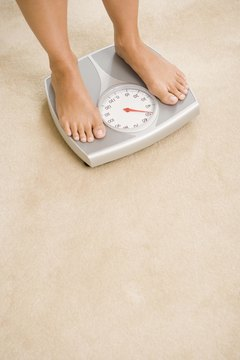 Even with regular exercise and a healthy diet, you can still gain weight.