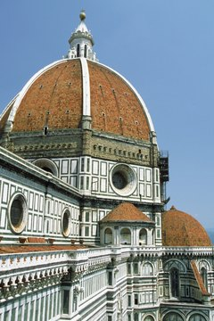 The dome of Florence's principal church exemplified one of the great architectural achievements of the Renaissance.