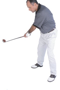 Match the shaft flex to your swing speed.