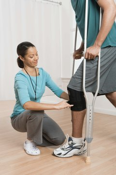 Physical therapists and assistants work in hospitals and specialty care organizations.