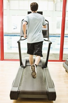 Treadmills can help you tone.
