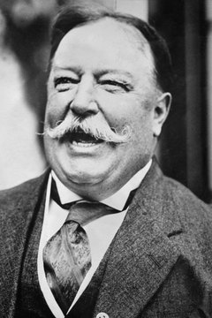 William Howard Taft had a brilliant career before becoming president.