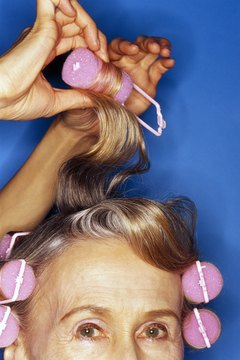 The right products maximize the impact of sponge curlers.