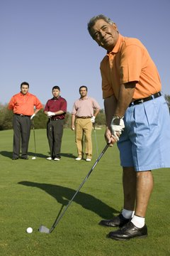 A handicap allows golfers of varying skill levels to compete on a fair and level playing field.