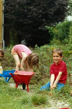 Using organic pesticides keeps synthetic chemicals away from your family and veggie garden.