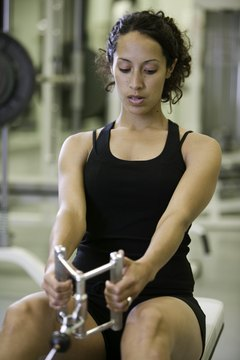 Help curls to keep some shape during your workout.