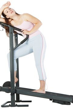 If you find yourself feeling dizzy during your treadmill run, it may be due to underlying problems.