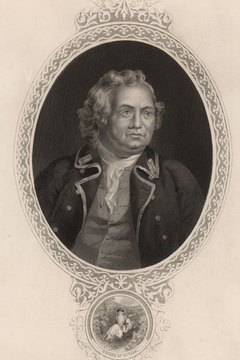 General Israel Putnam was among Colonial troops at the Battle of Bunker Hill.