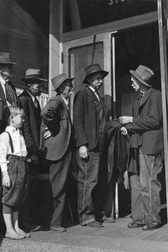 The Great Depression laid waste to many dreams, but brought lessons of family unity.