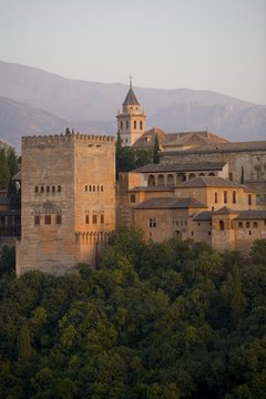 Many of Spain's oldest buildings date to the Muslim era.