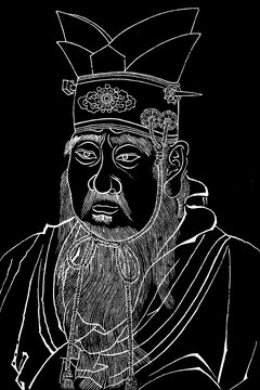 Confucius was opposed to the rigidity of legalist thought as a means of restoring Chinese society.