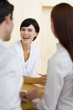 Be friendly and professional in the interview, as you would be on the job.