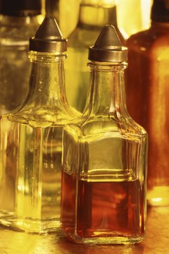 Oil and vinegar may be your best options.
