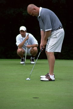When preparing for a round of golf, always try to allow at least 15 minutes to practice putting.