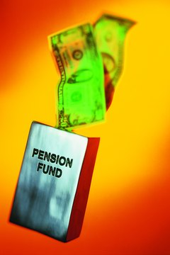 Cashing in a retirement fund can be expensive.