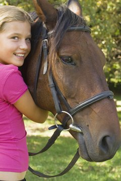 Donating your horse to a nonprofit can bring joy to kids who need it.