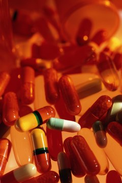 There are several different antibiotics used for dogs.