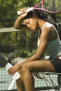 Tennis matchs can be suspended because of extreme temperatures.