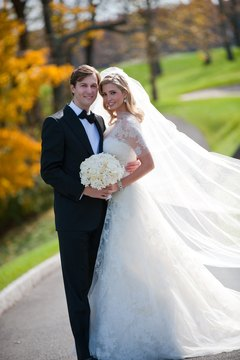 Jared Kushner and Ivanka Trump were married at the Trump National Golf Club in New Jersey.