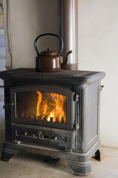 Some homeowners insurance companies will raise your premium rates if you have a wood stove.