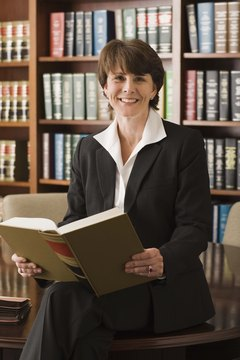 Paralegal consultants perform standard legal services on an as-needed basis.