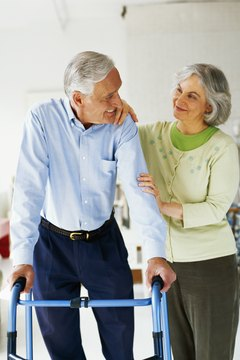 Physical therapists help people regain mobility and independence.