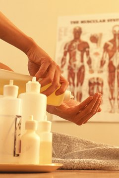 Certain essential oils are useful for massages because they relieve muscle and joint pain.