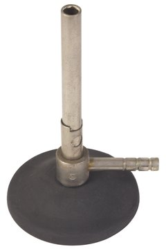 A Bunsen burner is among the simplest devices that can be used to heat samples in a science experiment.