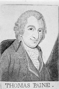 Thomas Paine's ideas influenced electoral reform in 1800s Britain.