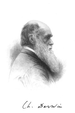 Charles Darwin famously rejected social Darwinism, which misinterpreted and misused his work.