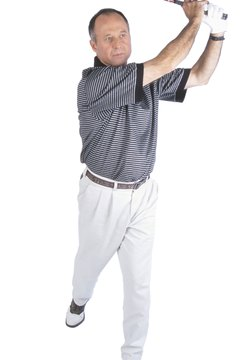 Repeating a basic swing with the proper fundamentals over and over is the best way to fix problems in your swing.