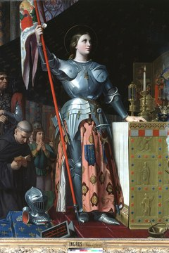Joan of Arc heard directions that would change the course of history and bring about her death.