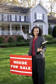 Educate yourself about real estate sales, or hire a professional real estate agent to guide you.