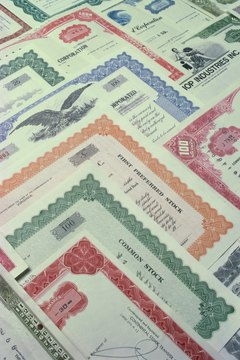 Bearer bonds have become collector's items -- if they're authentic.