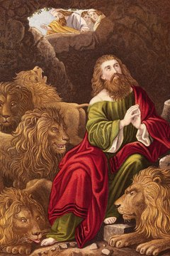 Nebuchadnezzar II is featured prominently in the Book of Daniel.